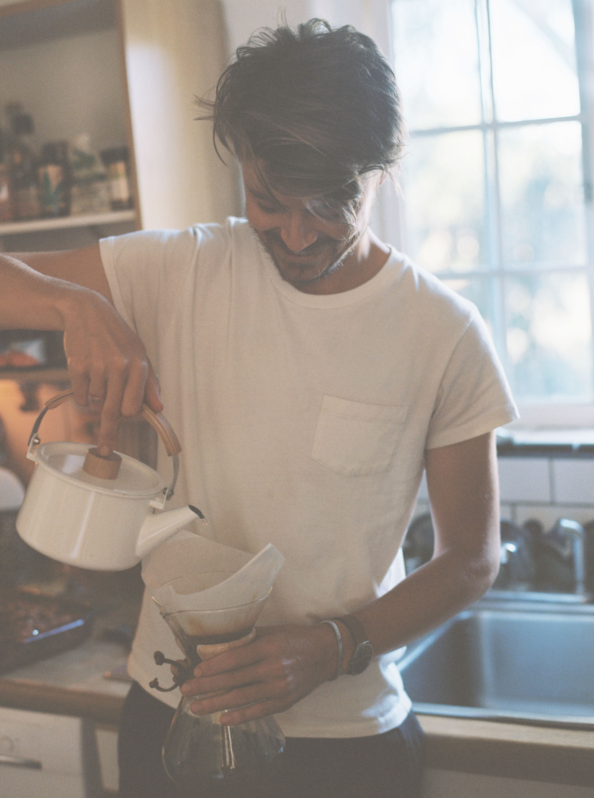 Ally Walsh, California, Canyon Coffee, Justin Chung, Los Angeles, Morning Riturals, Topanga