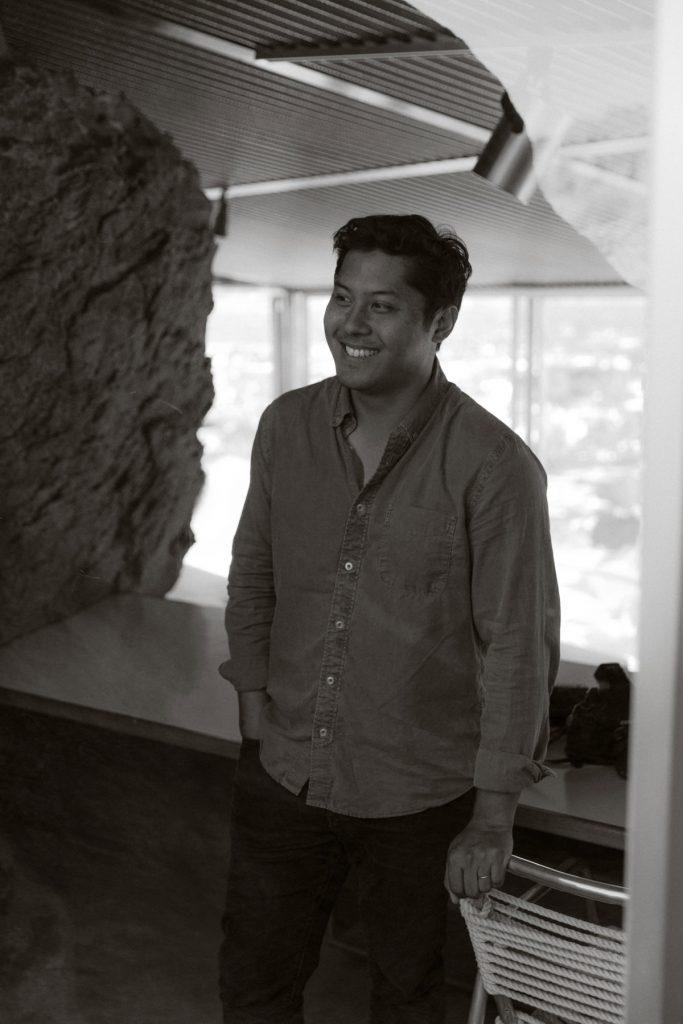 Justin Chung, Portrait