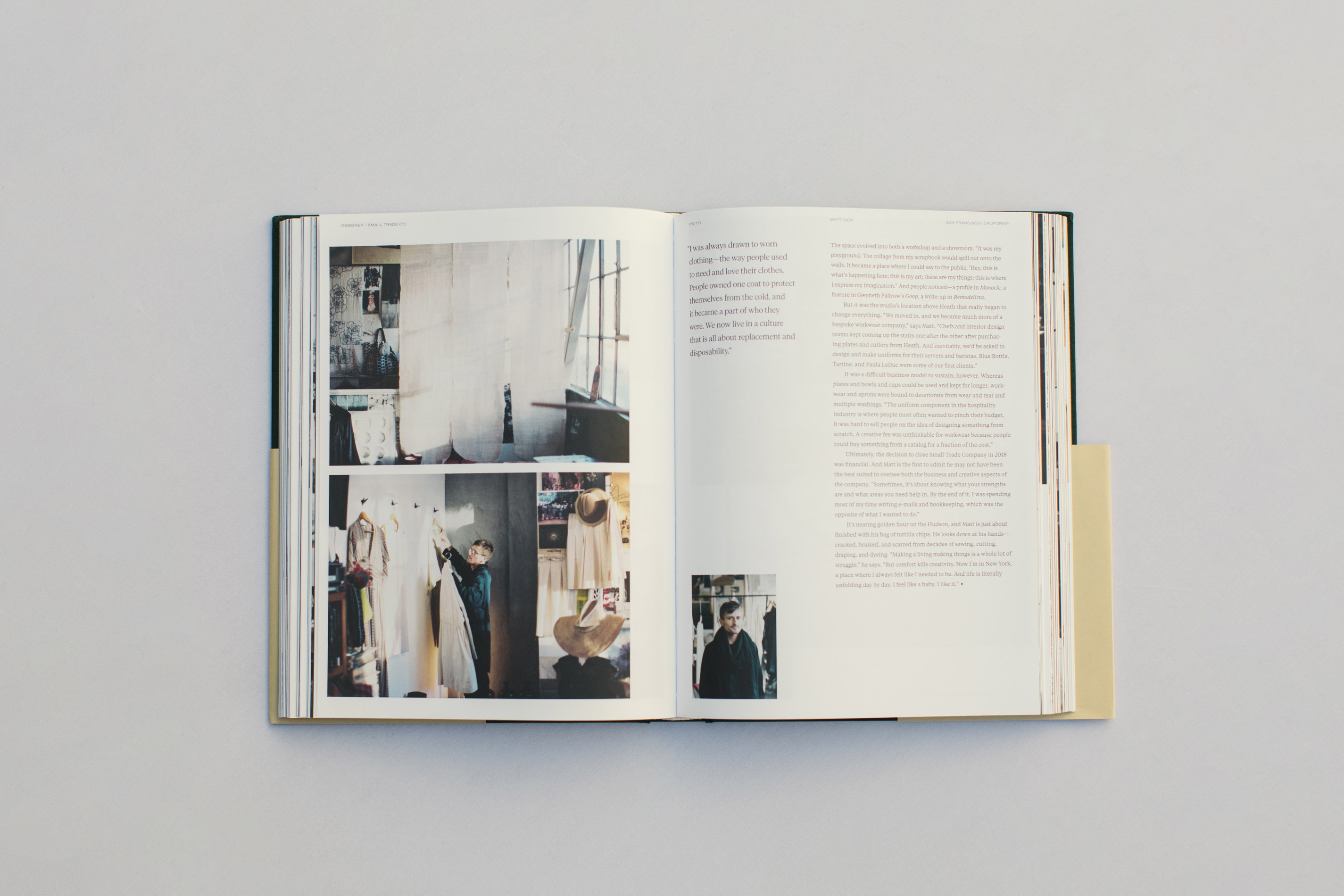 Faculty Department Volume Two, Faculty Department, Justin Chung, Book, Kodak, Matt Dick, Small Trade Company, San Francisco, California