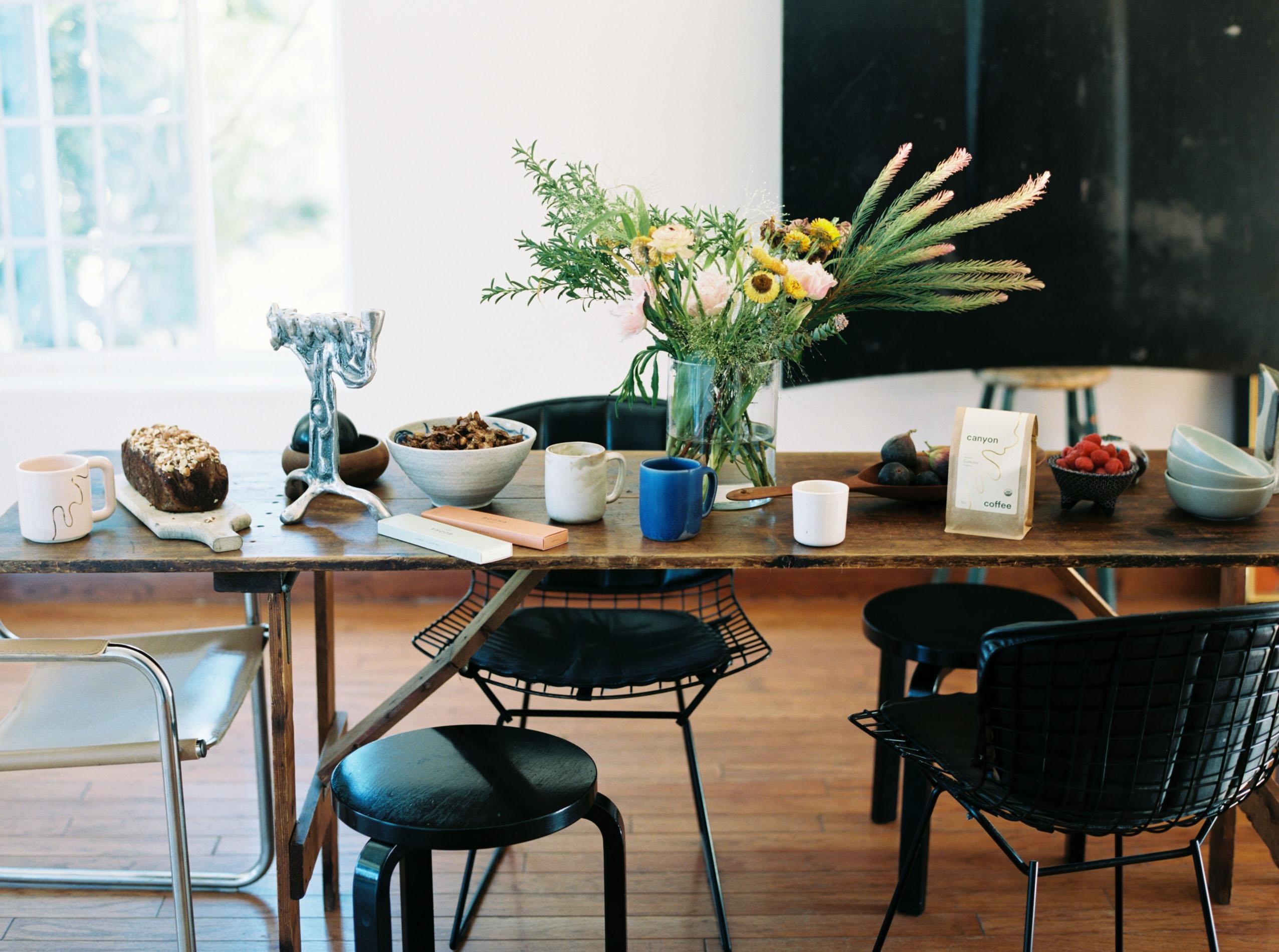 Ally Walsh, California, Canyon Coffee, Justin Chung, Los Angeles, Morning Riturals, Topanga