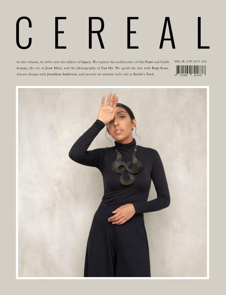 Rupi Kaur, Poet, Justin Chung, Cereal Magazine