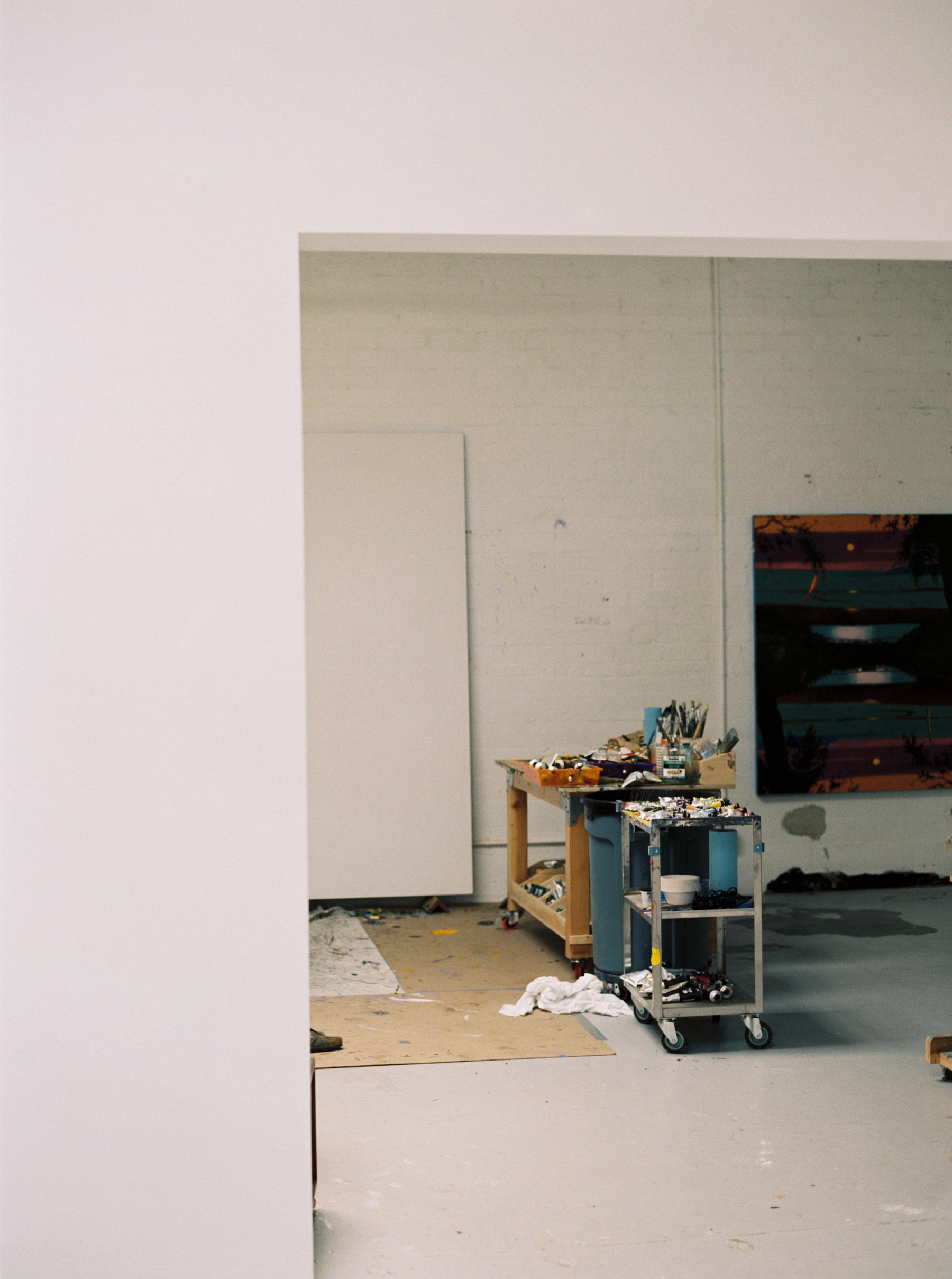 Artist, Artist Profile, Avant Arte, California, Friedrich Kunath, Justin Chung, Kodak, Los Angeles, Studio Visit