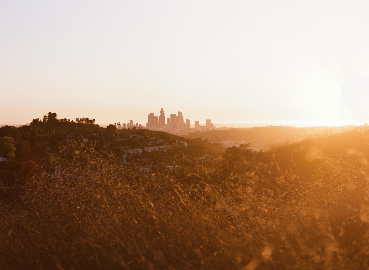 Los Angeles, Justin Chung, Kodak, Highland Park