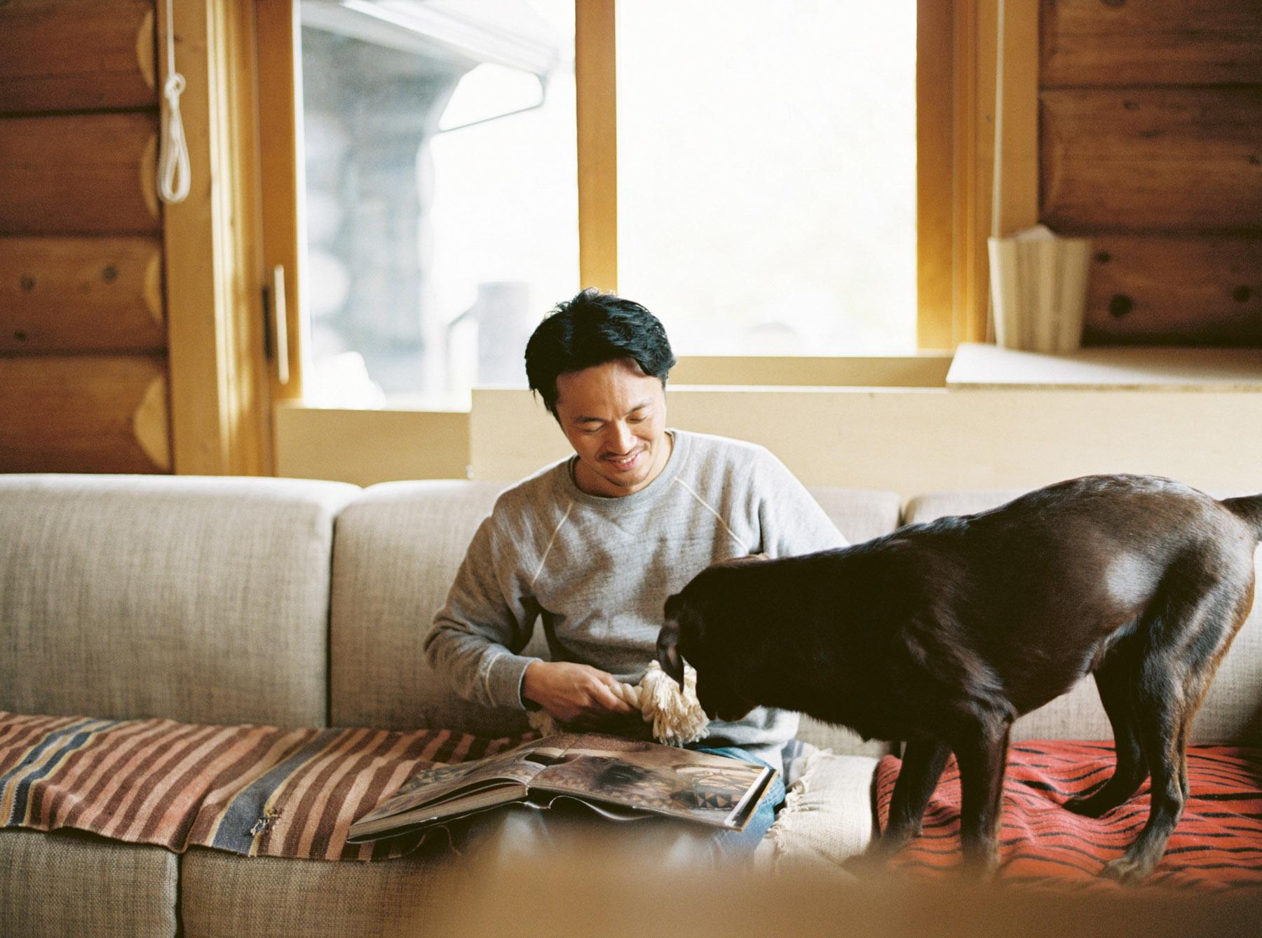 Ichiro Nakatsu, Justin Chung, Japan, Mens Clothing Designer, Orslow