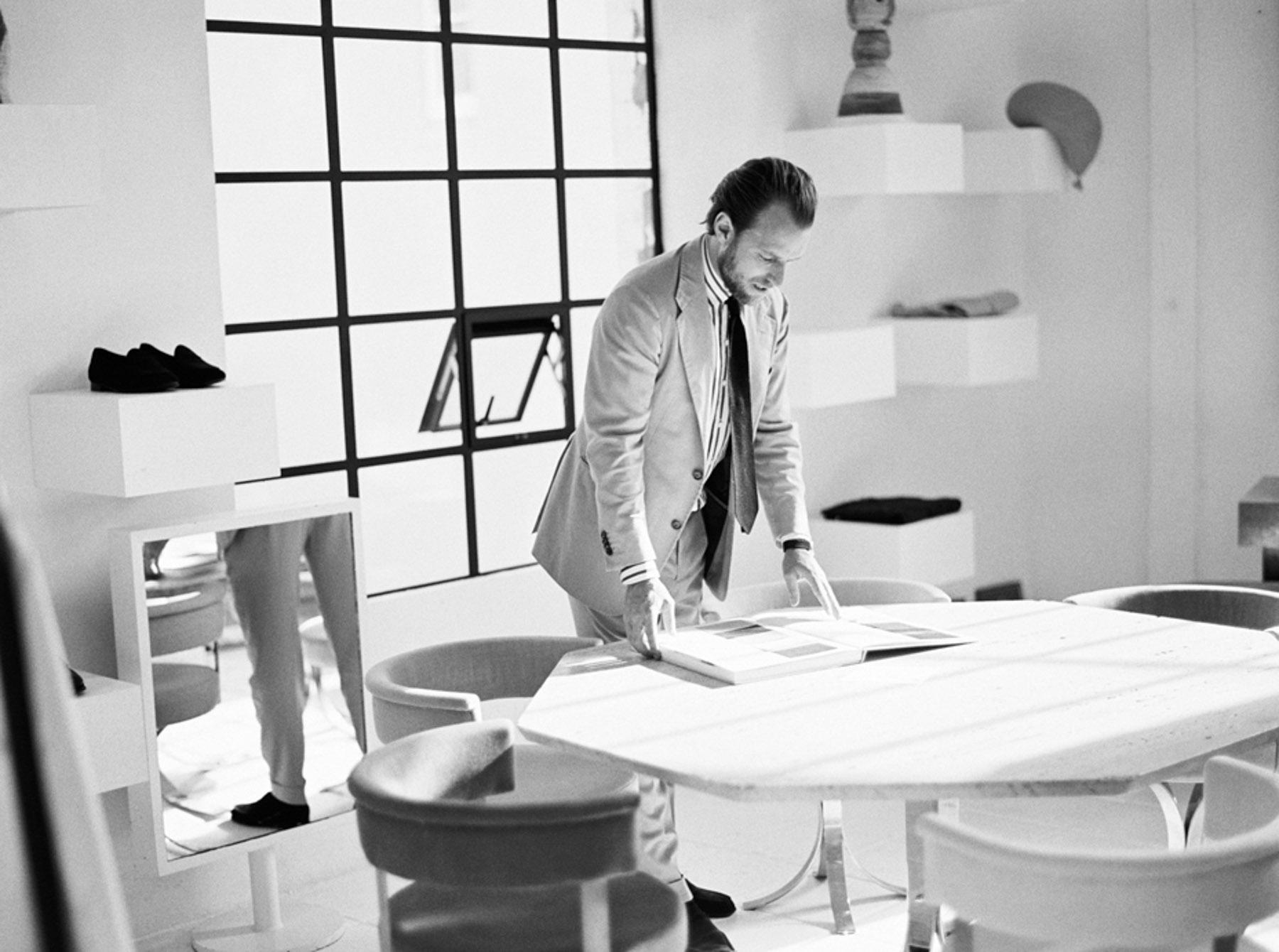 Patrick Johnson, Justin Chung, Sydney, Australia, Patrick Johnson Tailors