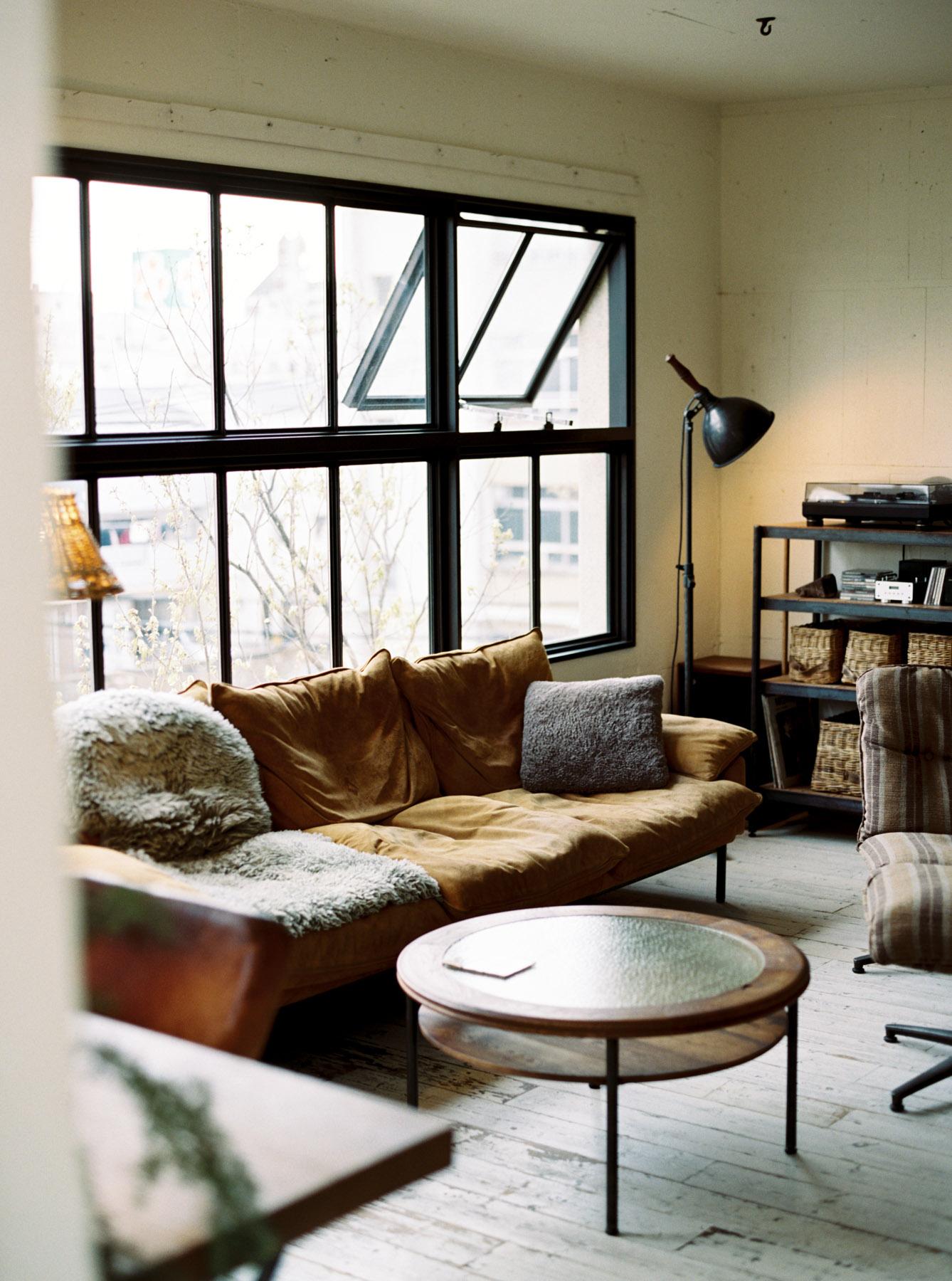 Tokuhiko Kise, Truck Furniture, Osaka, Japan, Kodak, Justin Chung