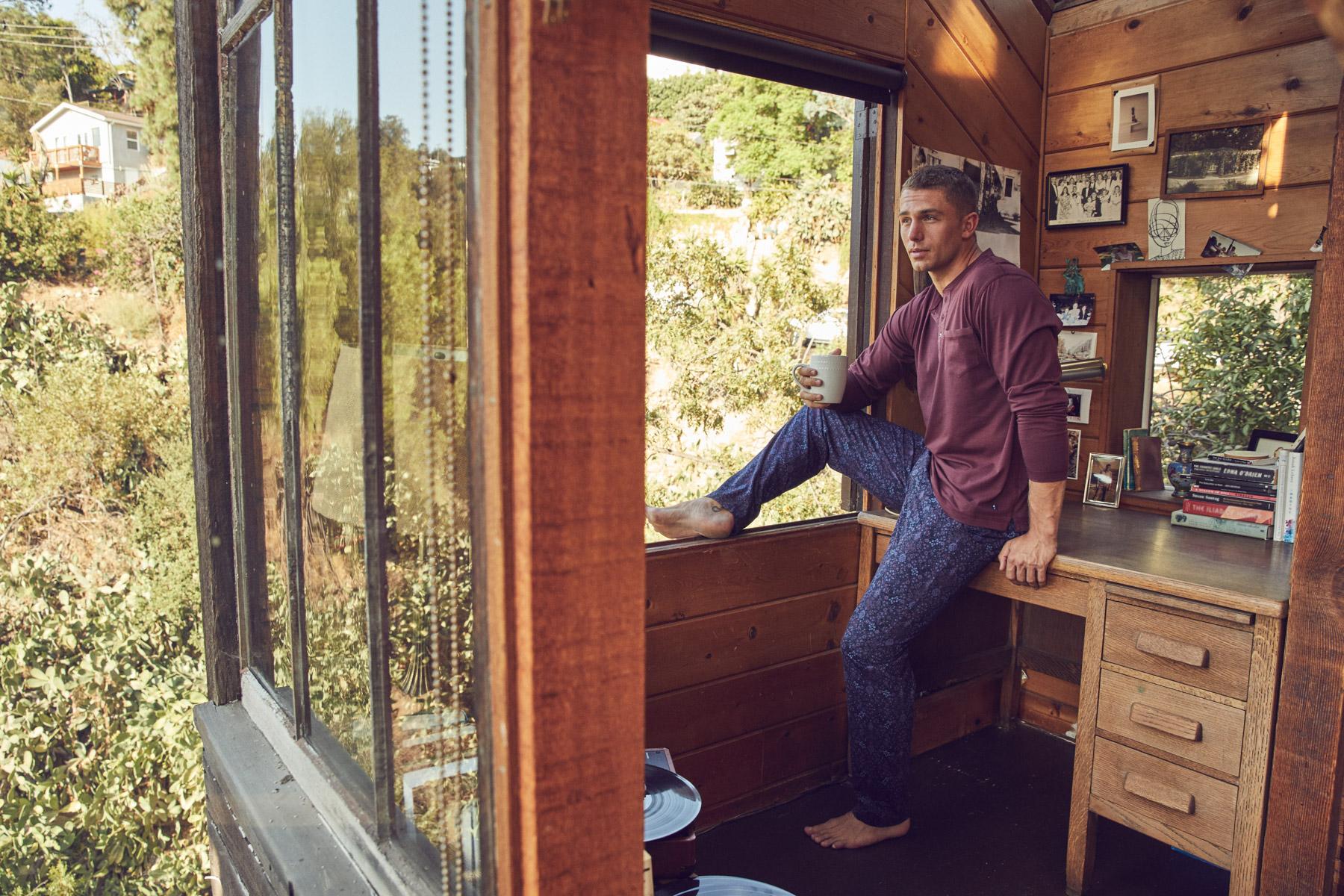 California, Jockey Europe, Justin Chung, Los Angeles