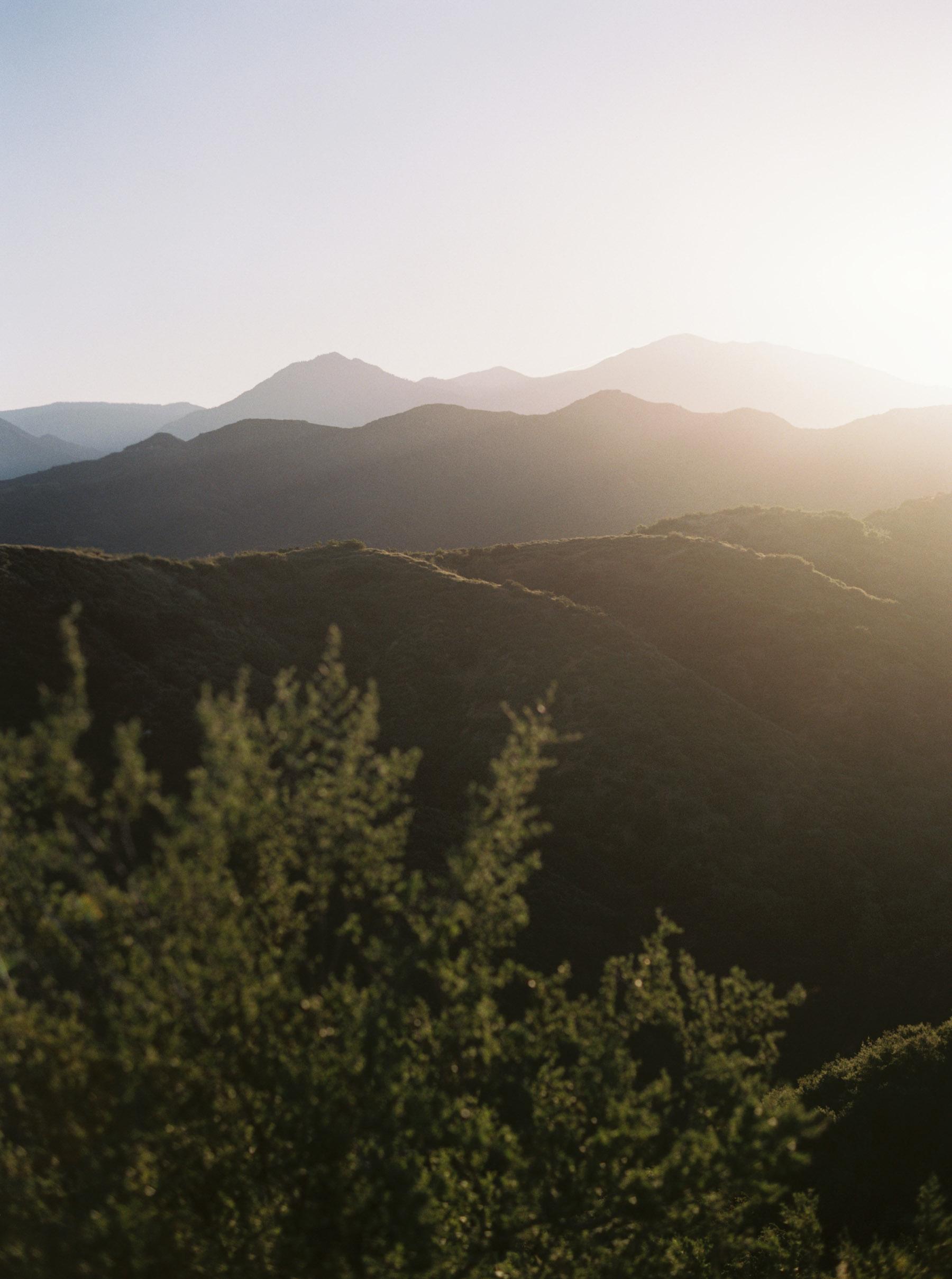 California, Justin Chung, Mount Baldy