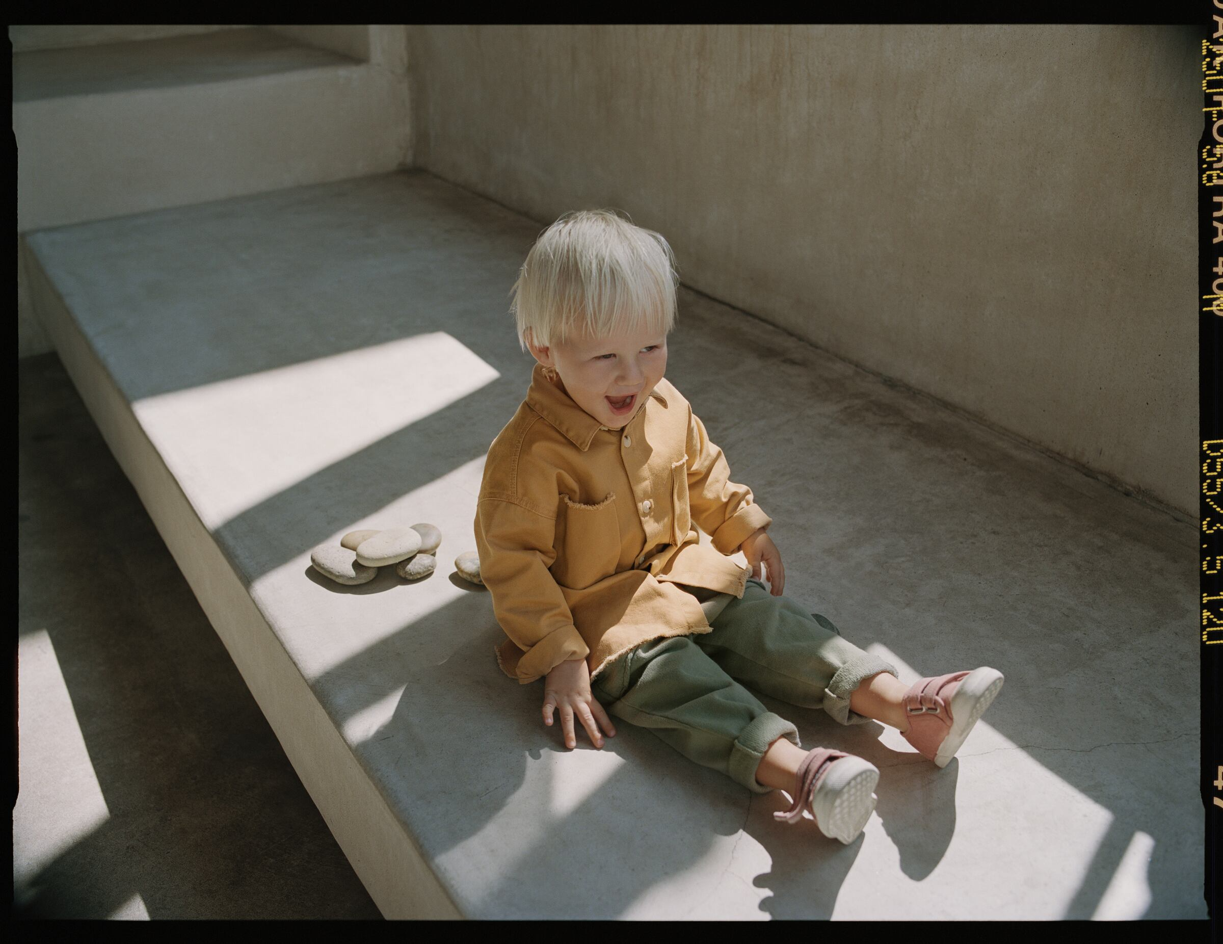 Justin Chung, Zara Kids