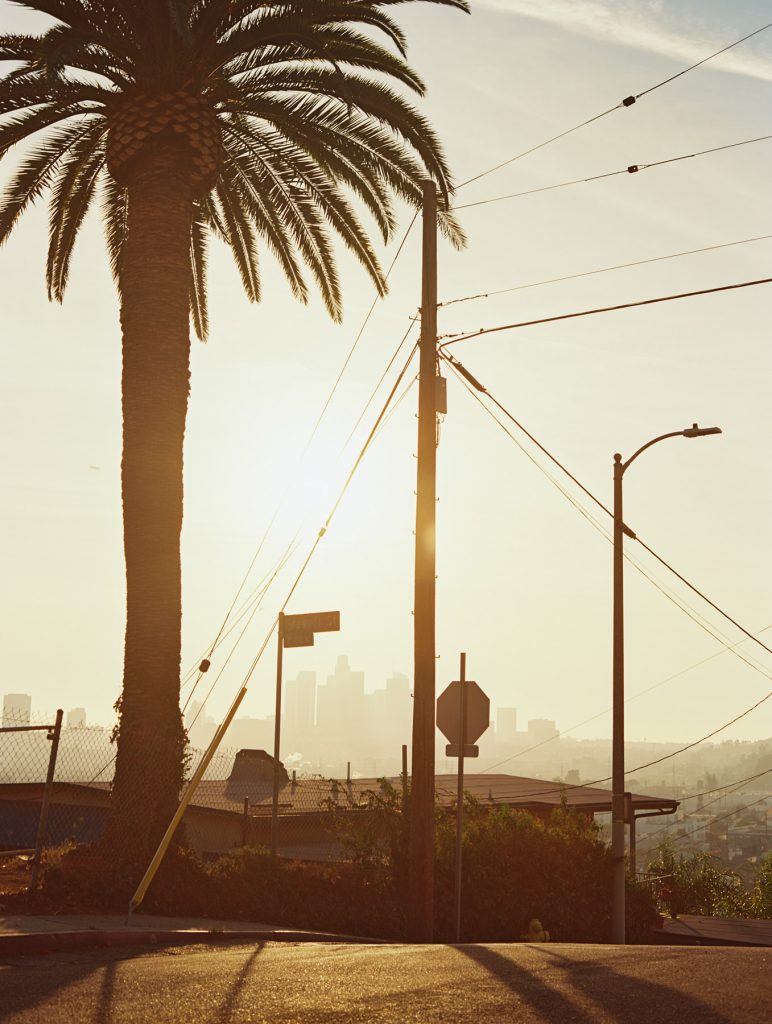 Los Angeles, California, Justin Chung