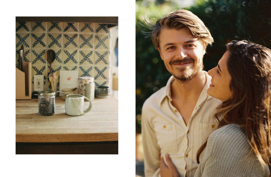 Canyon Coffee, Justin Chung