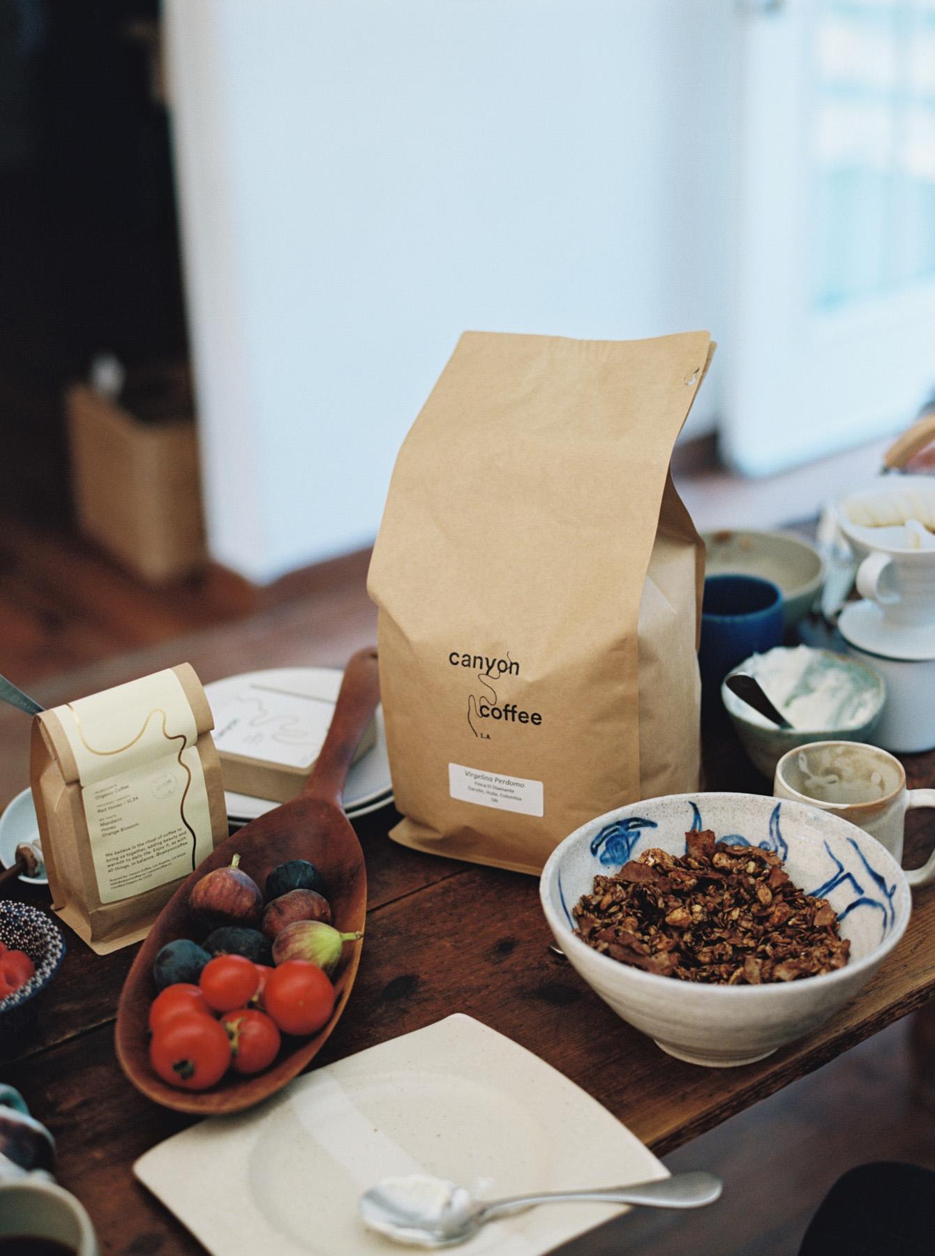 Canyon Coffee, Justin Chung, Morning Rituals