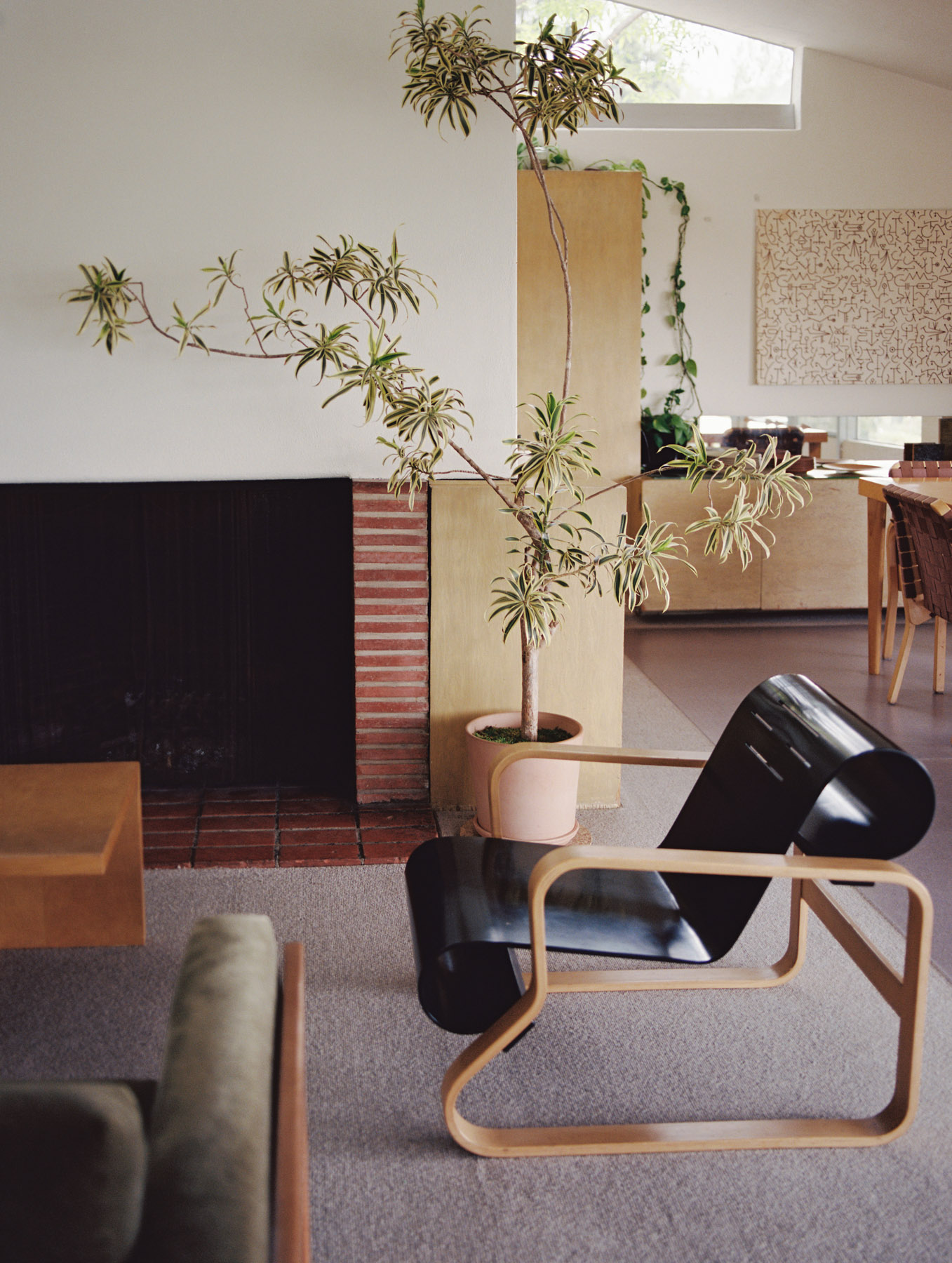 The Walker House, RM Schindler, Andrew Romano, Los Angeles