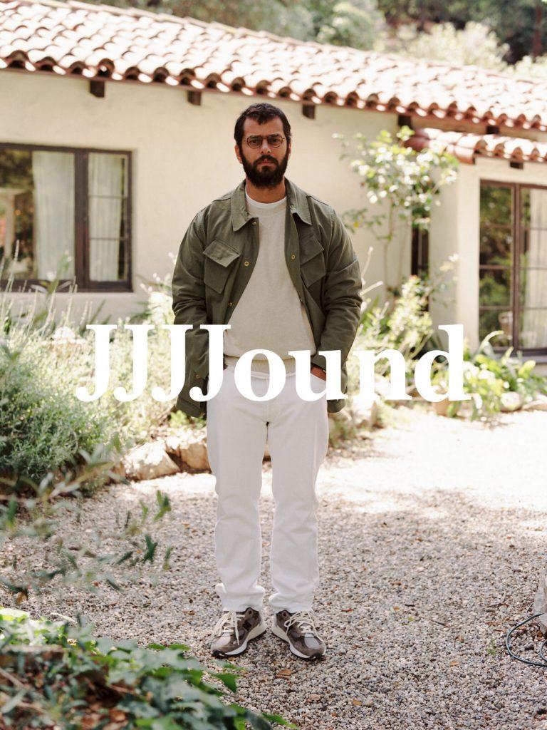 JJJJound, Justin Chung