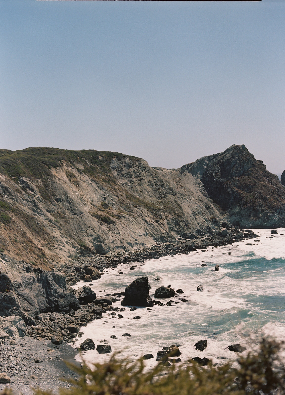Big Sur, Justin Chung, Kodak
