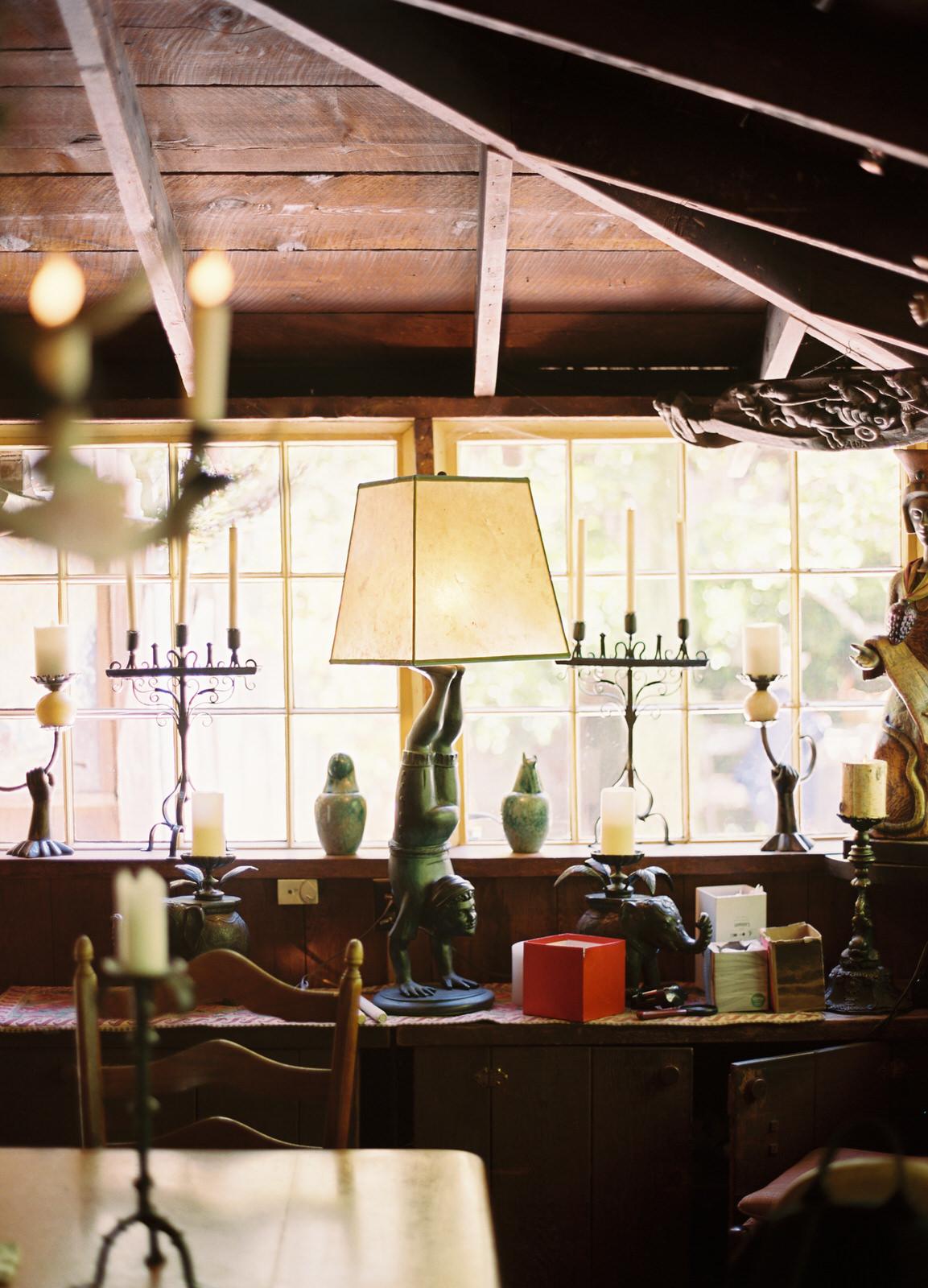 Deetjen's Big Sur Inn, Big Sur, Justin Chung, Kodak