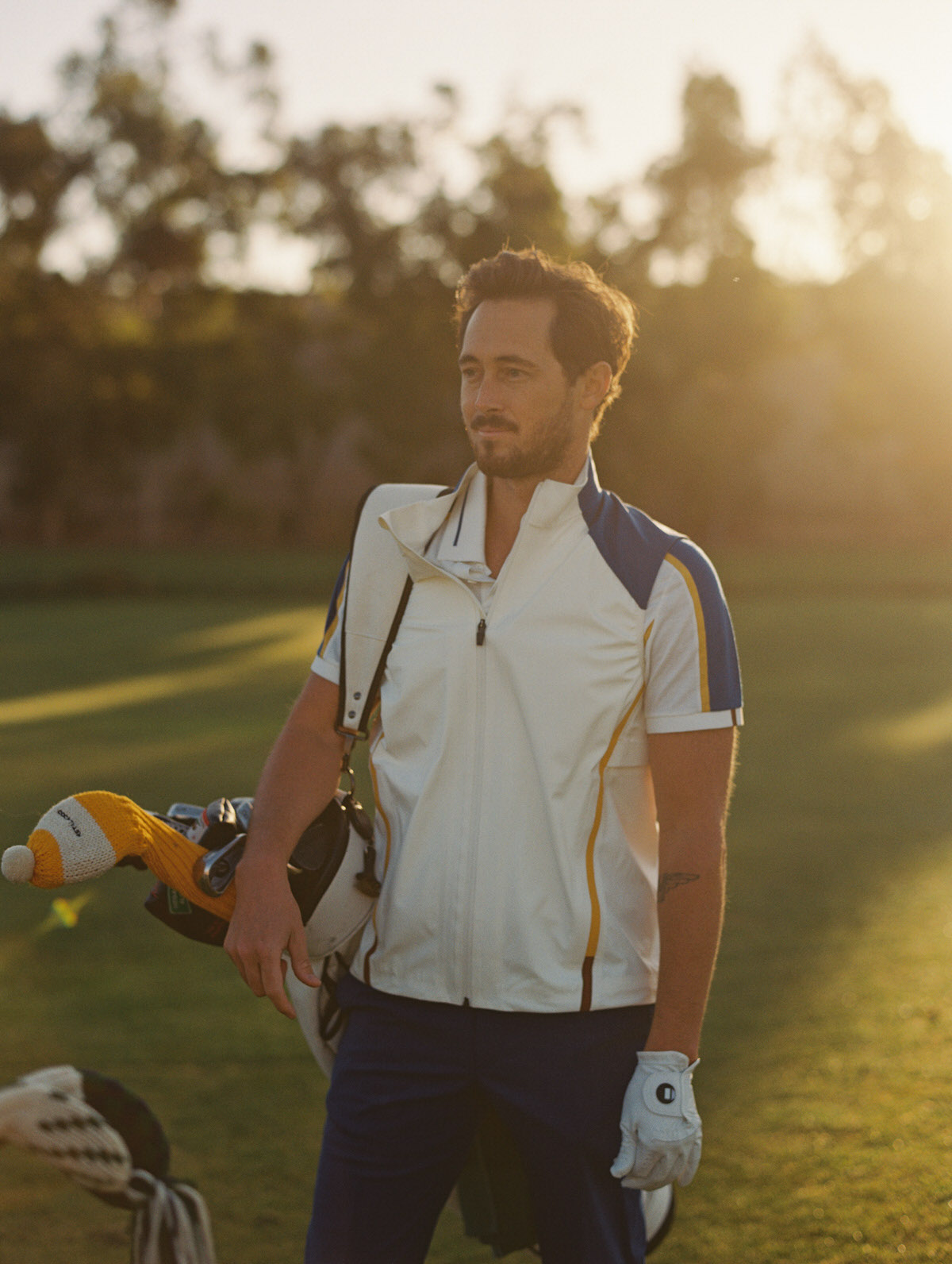 Justin Chung, ACL Golf, RIley Harper
