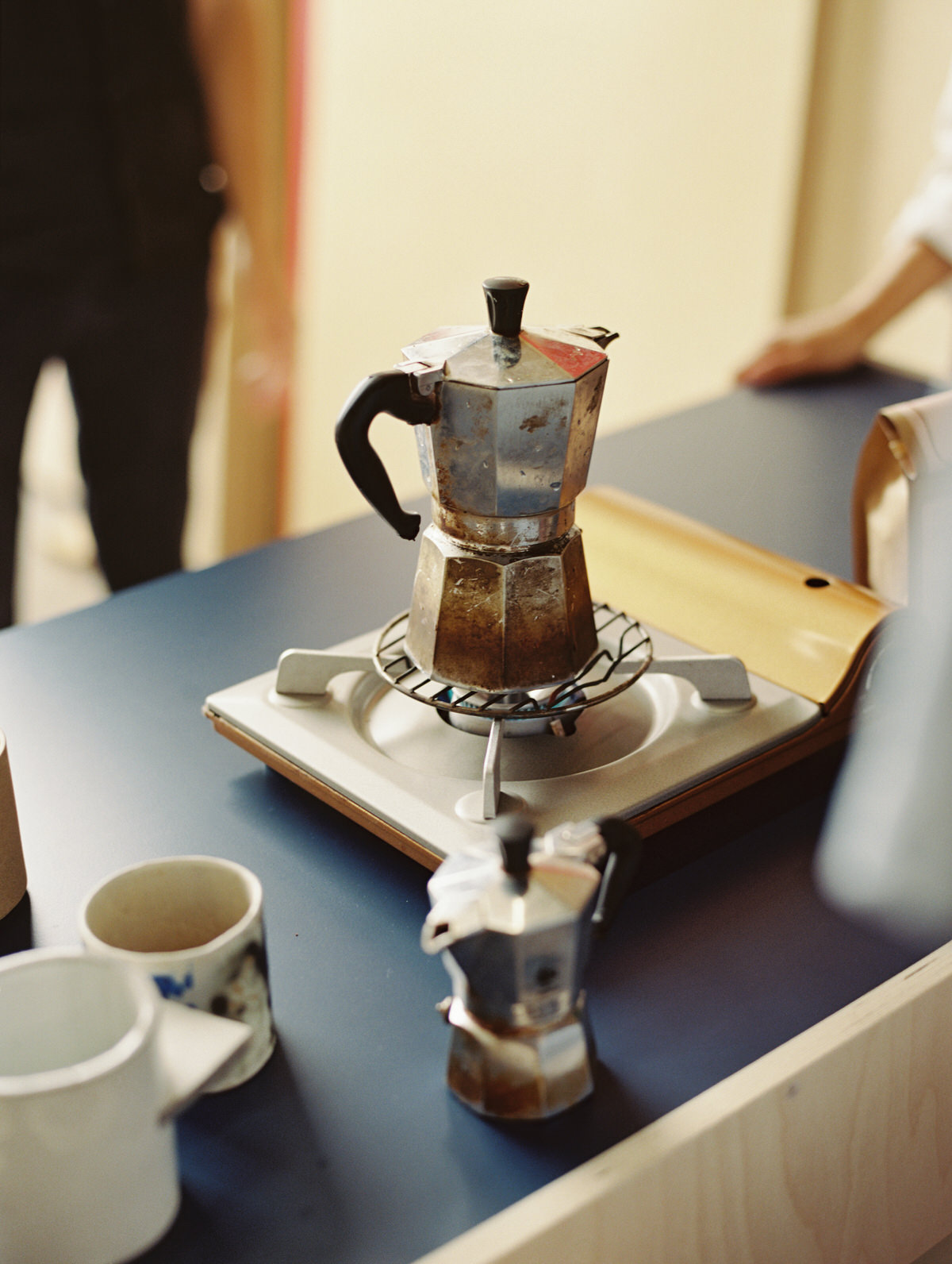 Justin Chung, Waka Waka, Shin Okuda, Canyon Coffee