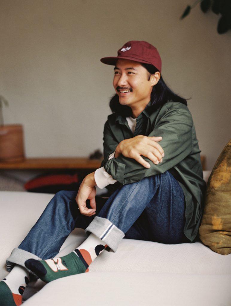 Uniqlo, Justin Chung, Kodak